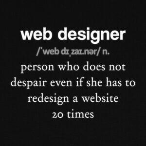 Camisetas Web designer Women