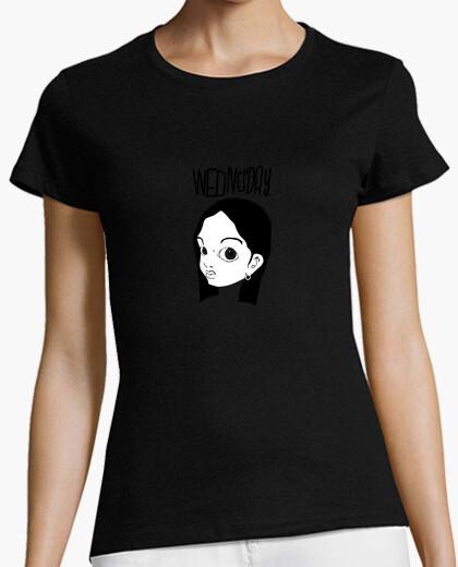 Camiseta Wednesday