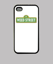 Weed Street - Funda móvil