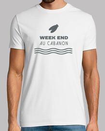 Week end au cabanon