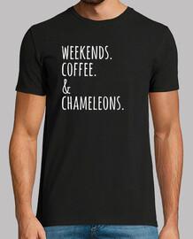 Weekends Coffee Chameleon