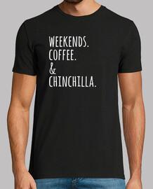 Weekends Coffee Chinchilla