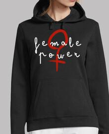 weibliche Macht