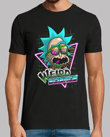 Weird Science Shirt Mens