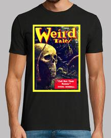 Weird Tales - Skull