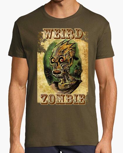 Camiseta Weird Zombie