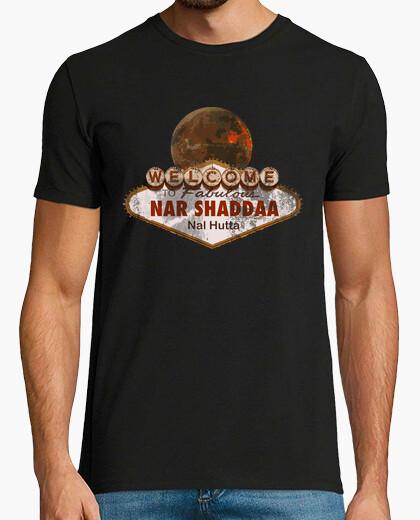 Camiseta Welcome to Fabulous Nar Shaddaa