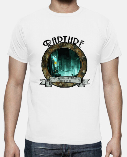 Welcome to RAPTURE (black)