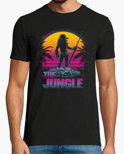 Camiseta Welcome to the jungle