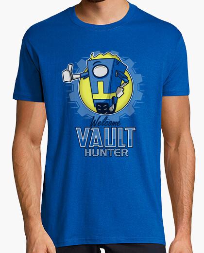 Welcome vault hunter t-shirt