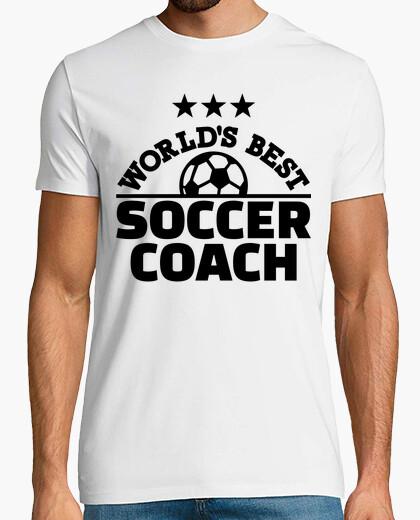 T-Shirt weltbester fußballtrainer