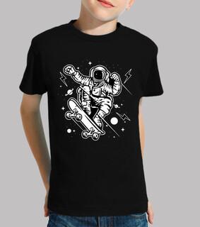 Weltraum-Skate
