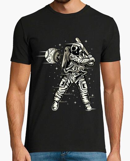 T-Shirt Weltraum Baseball