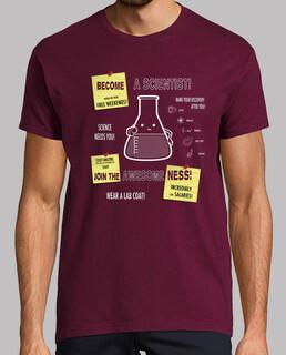 werde ein Wissenschaftler