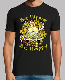 werden hippie glücklich sein