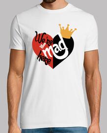 We're all mad here - Reina de corazones
