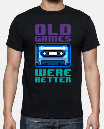 Were old games better (cassette)