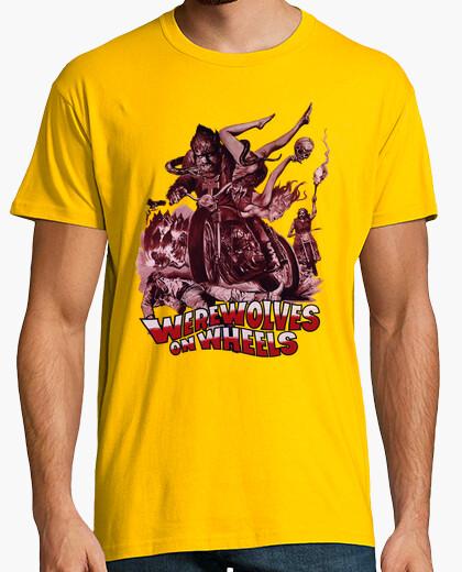 Camiseta Werewolves on Wheels