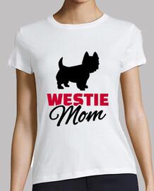 westie mamma