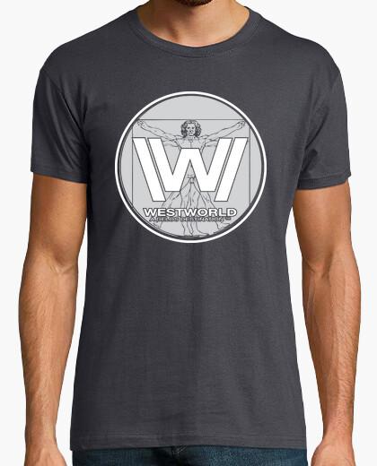 T-shirt westworld