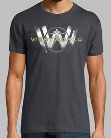 westworld gold logo