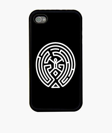 Coque iPhone westworld labyrinthe