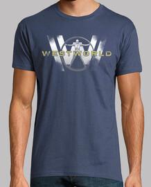 WestWorld Logo Gold