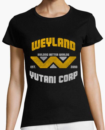 Camiseta Weyland Corp