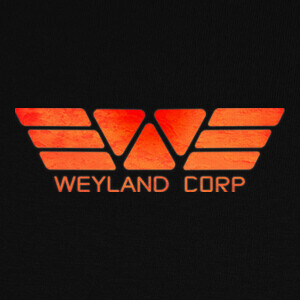 Camisetas Weyland Prometheus (orange)