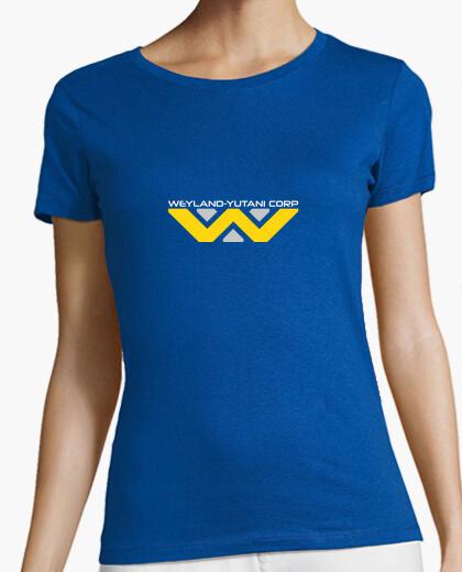 Camiseta Weyland Yutani Corp