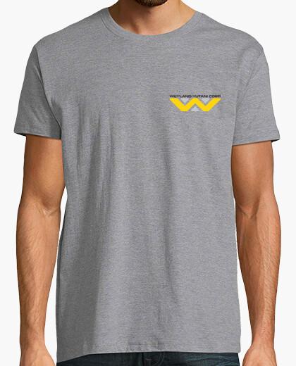 Tee-shirt weyland yutani corp (avec slogan)