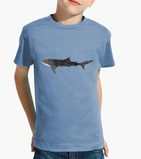 Whale Shark Kid Shirt Kids Clothes