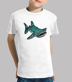 whaleshark kid t