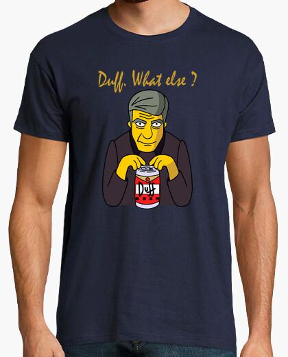 T-shirt What else?