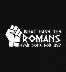 Camisetas What have the Romans