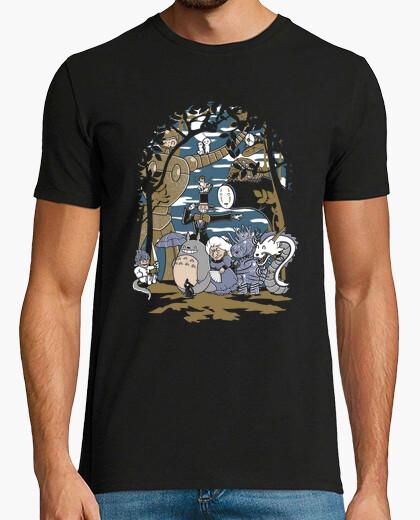 Camiseta Where Hayao's things are