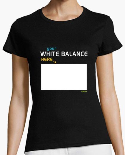 Camiseta White Balance (chica)