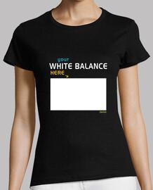 White Balance (chica)