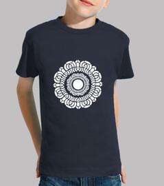 White Lotus Kids shirt