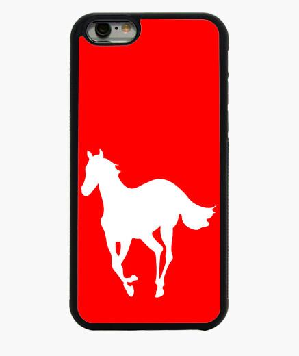 Funda iPhone 6 / 6S White Poney