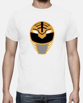White Power Ranger (Tigrezord)