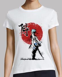 white samurai