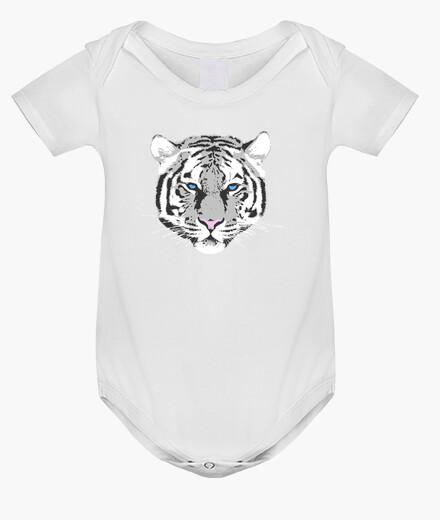 Ropa infantil White tiger