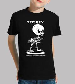 white titirex