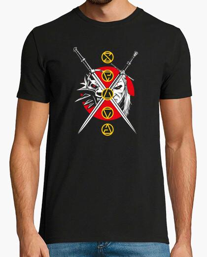 Camiseta White Wolf