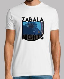 White Zabala Nights