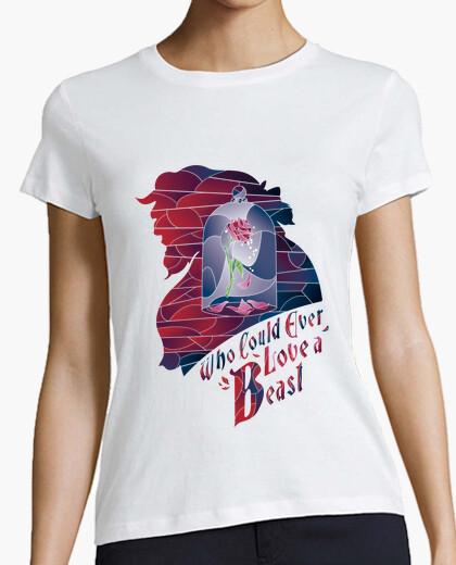 Tee-shirt who ne pourrait jamais aimer une bête.