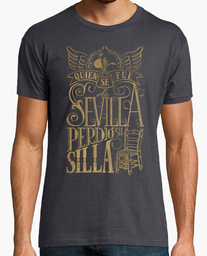 Who went sevilla ... t-shirt