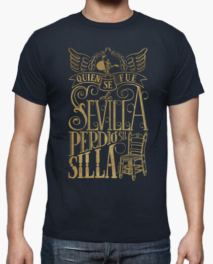 Who went sevilla ... t-shirt