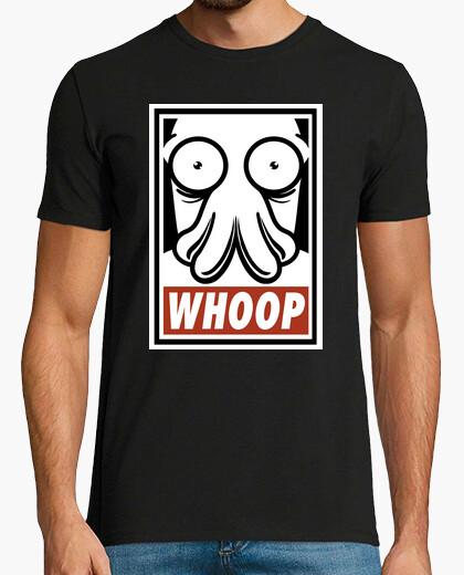 Camiseta Whoop